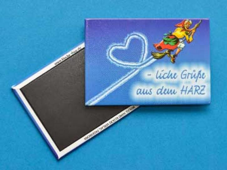 Photo-Magnet Harz 809 ohne Einzel-Kunststoffverpackung