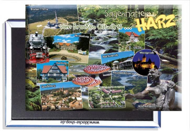 Photo-Magnet Harz 821 ohne Einzel-Kunststoffverpackung