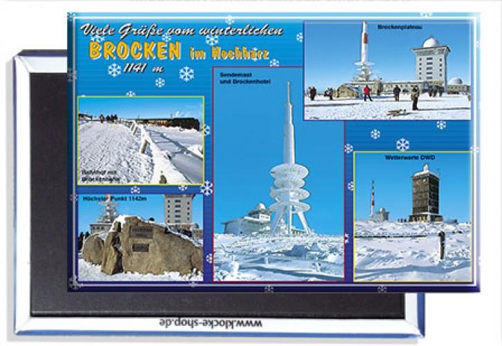 Photo-Magnet Harz 823 ohne Einzel-Kunststoffverpackung