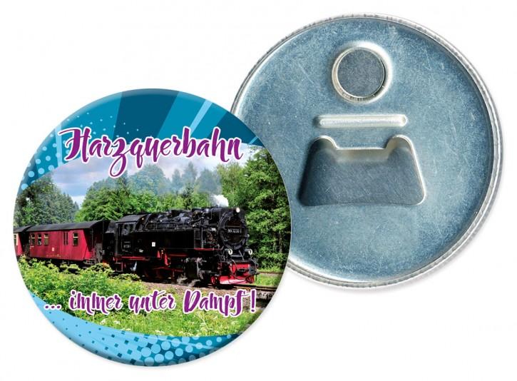 Flaschenöffner-Magnet Harz 862