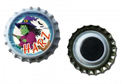 Kronkorken Magnet HARZ 865