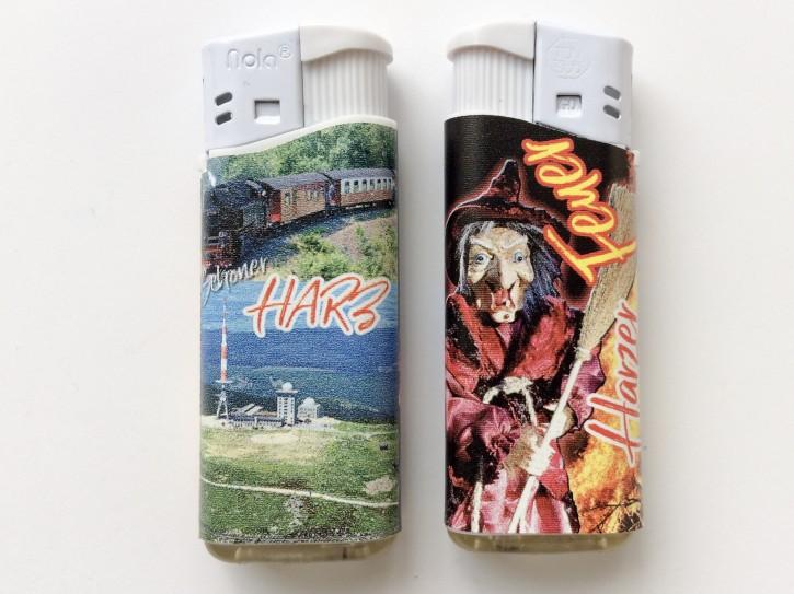 Feuerzeug mit Fotodruck Harz 870