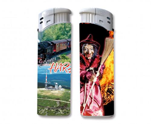 Feuerzeug mit Fotodruck Harz 871