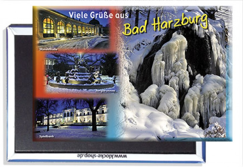 Photo-Magnet Bad Harzburg 9006