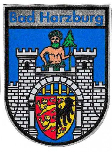 Aufkleber Bad Harzburg 9073