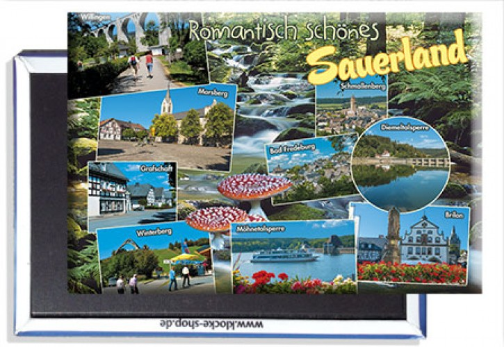 Photo-Magnet Sauerland 0939