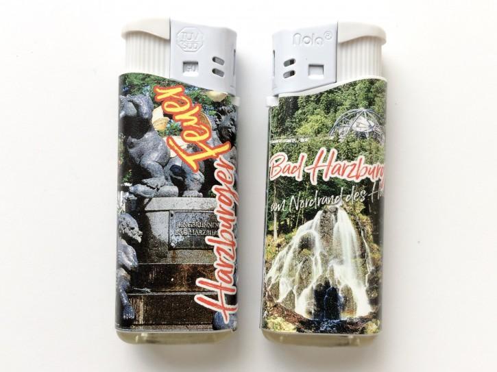 Feuerzeug mit Fotodruck Bad Harzburg 960