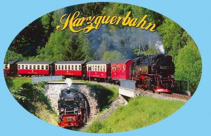 Aufkleber Harz 804