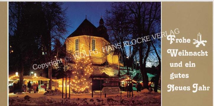 Weihnachtskarte ALTENAU W-004