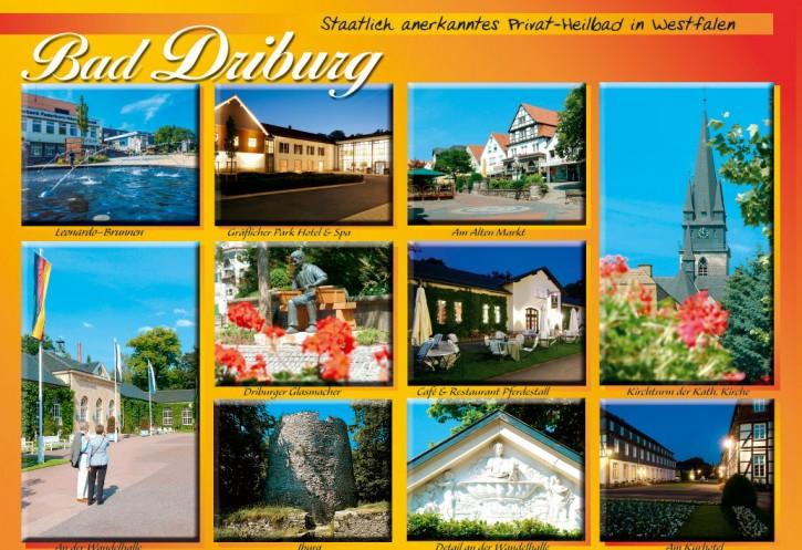 MAXI-CARDS Bad Driburg 2000