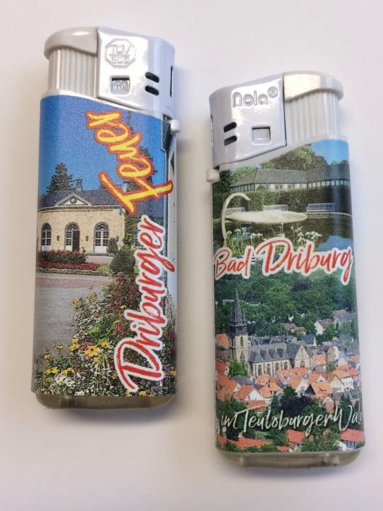 Feuerzeug mit Fotodruck Bad Driburg 560