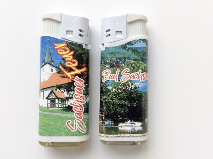 Feuerzeug mit Fotodruck Bad Sachsa 2260