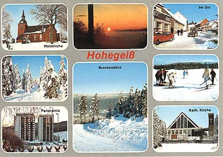 Hohegeiß 1295