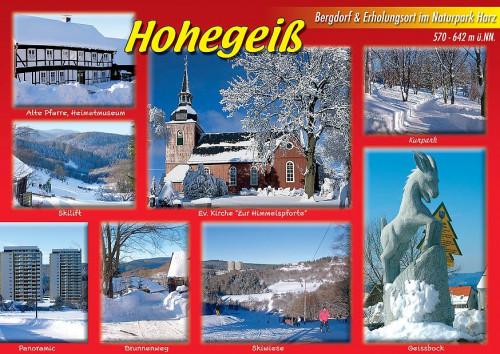 Hohegeiß 1305
