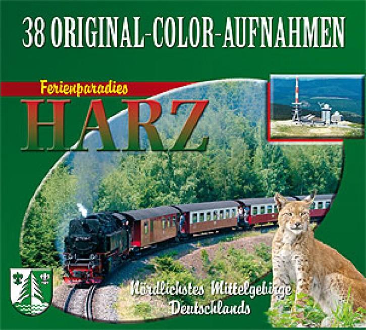 Leporello HARZ 38er