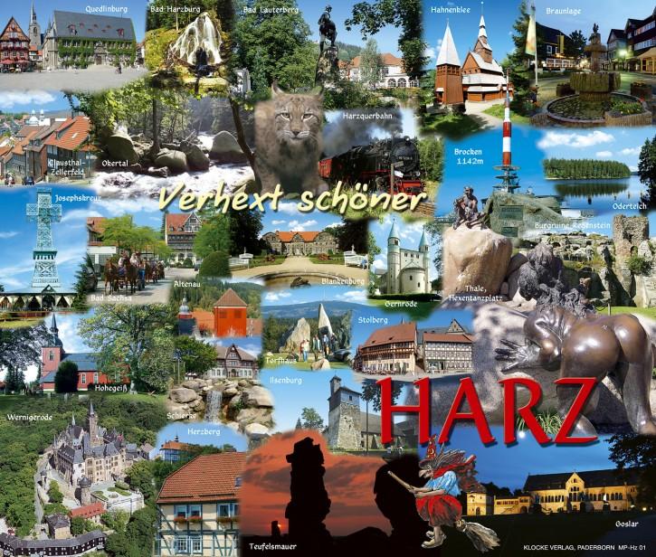 Mousepad HARZ-01