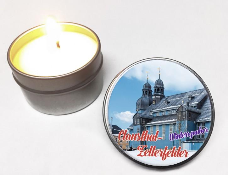 Duft-Kerze RUND Clausthal-Zellerfeld-3671