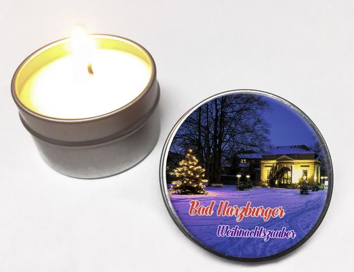 Duft-Kerze RUND Bad Harzburg-9071
