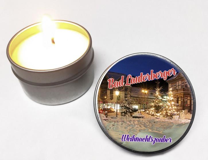 Duft-Kerze RUND Bad Lauterberg-1371