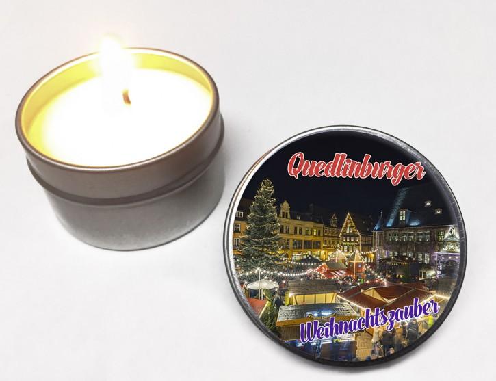 Duft-Kerze RUND Quedlinburg-1971