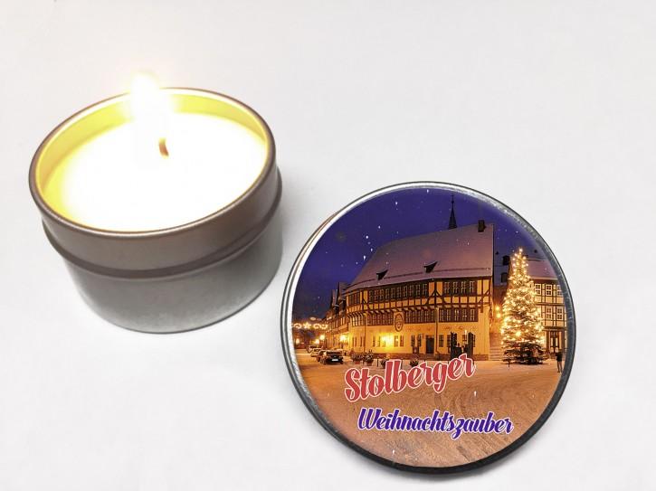 Duft-Kerze RUND Stolberg-2671