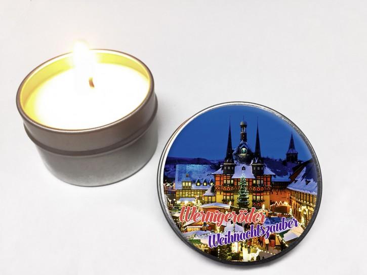 Duft-Kerze RUND Wernigerode-3171