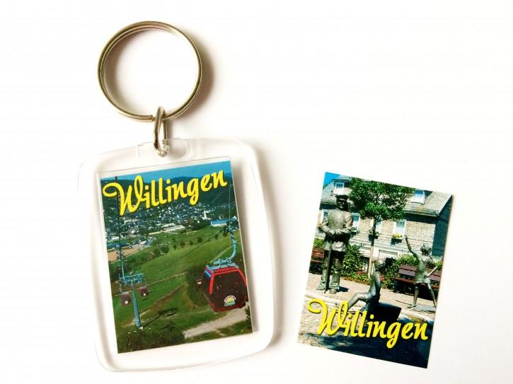 Acryl-Schlüsselanhänger Willingen 3350