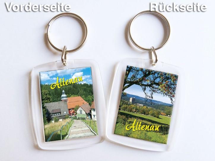 Acryl-Schlüsselanhänger ALTENAU 101