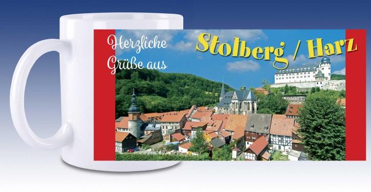 Keramik-Tasse Stolberg 02