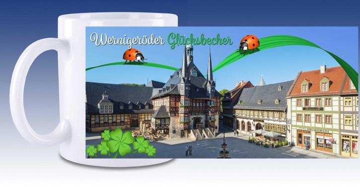 Keramik-Tasse Wernigerode 04