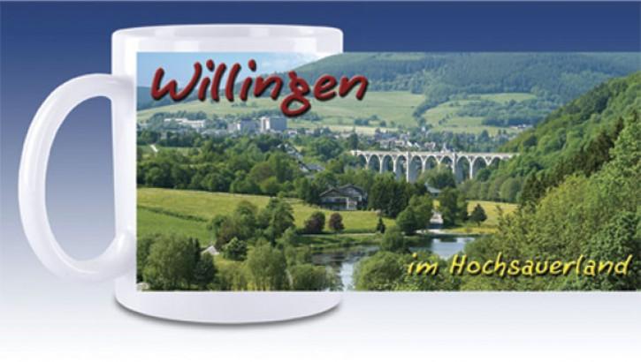 Keramik-Tasse Willingen 01