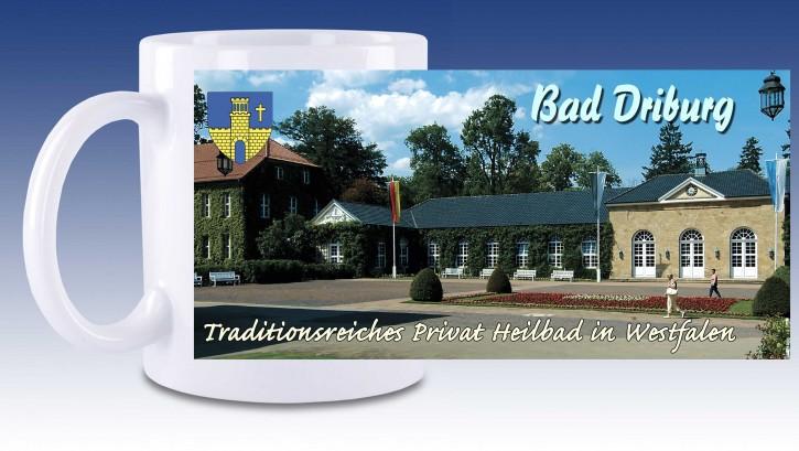 Keramik-Tasse Bad Driburg 01