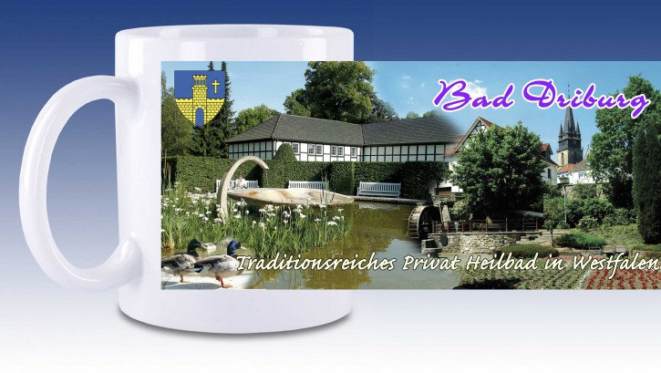 Keramik-Tasse Bad Driburg 02