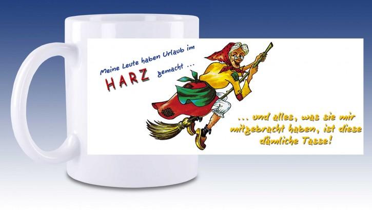 Keramik-Tasse Harz 01