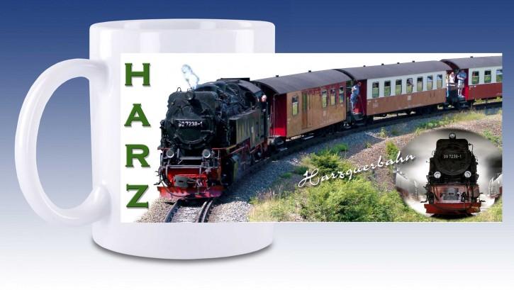 Keramik-Tasse Harz 02