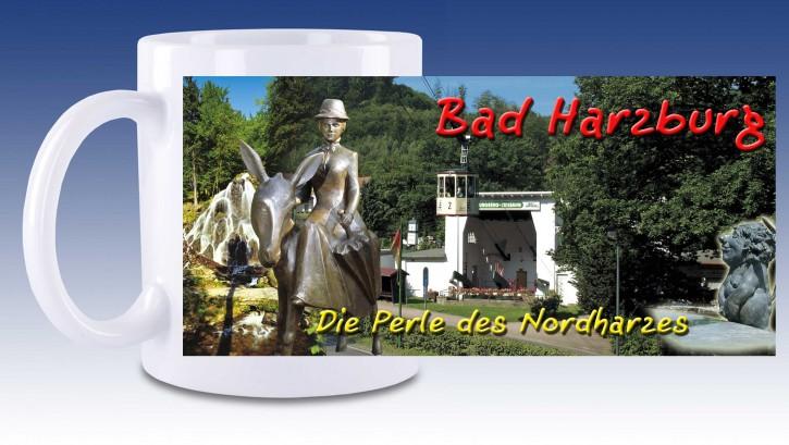 Keramik-Tasse Bad Harzburg 01