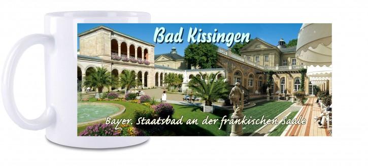 Keramik-Tasse Bad Kissingen 02