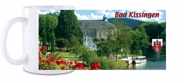 Keramik-Tasse Bad Kissingen 07