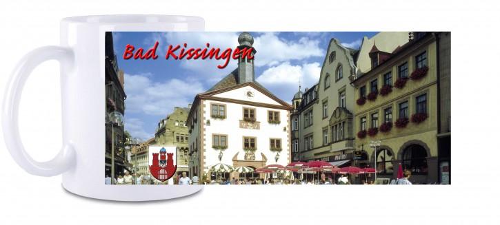 Keramik-Tasse Bad Kissingen 08