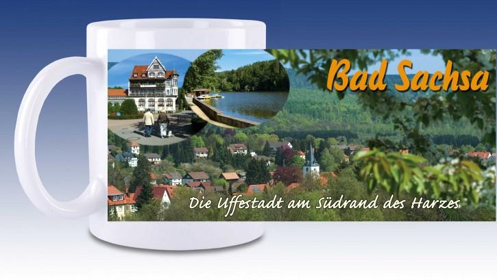 Keramik-Tasse Bad Sachsa 01