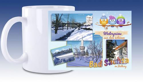 Keramik-Tasse Bad Sachsa 3935