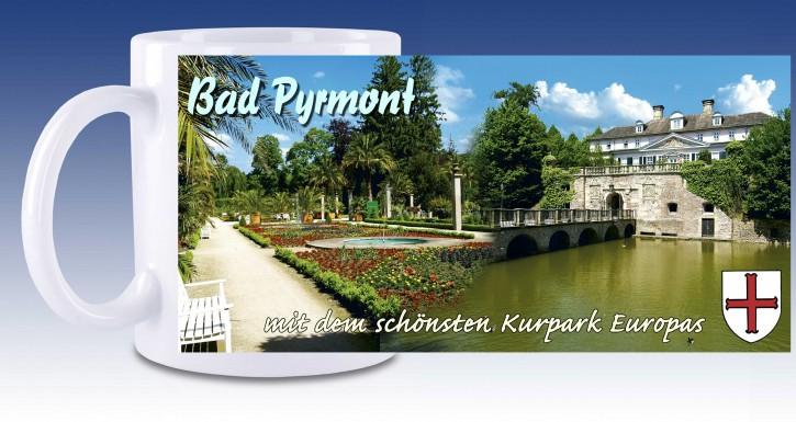 Keramik-Tasse Bad Pyrmont 02