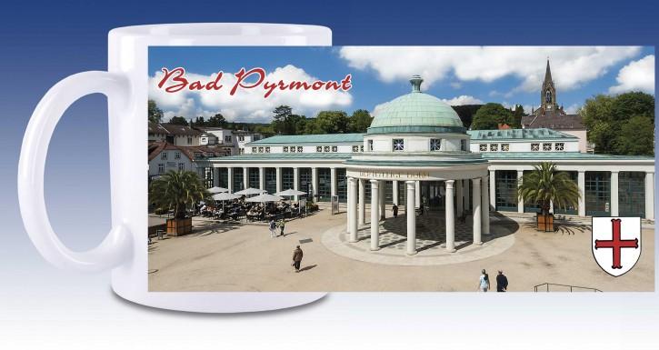 Keramik-Tasse Bad Pyrmont 04