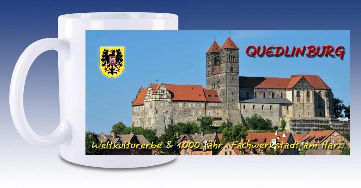 Keramik-Tasse Quedlinburg 02