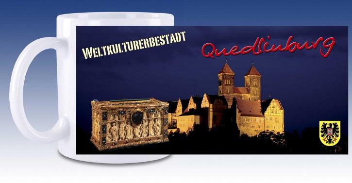 Keramik-Tasse Quedlinburg 04