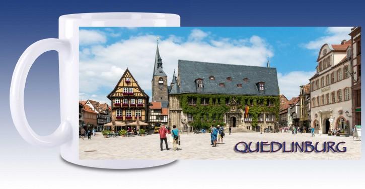 Keramik-Tasse Quedlinburg 05