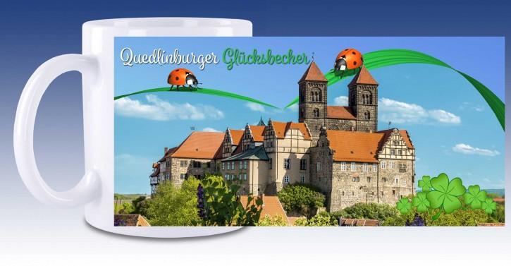 Keramik-Tasse Quedlinburg 07