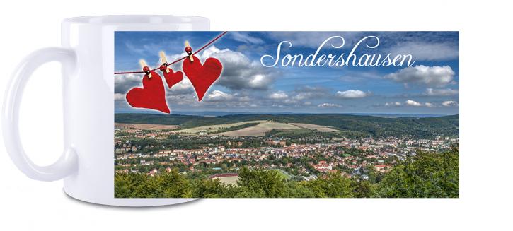 Keramik-Tasse Sondershausen 02