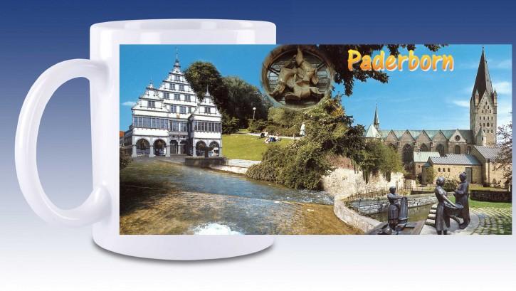 Keramik-Tasse Paderborn 01