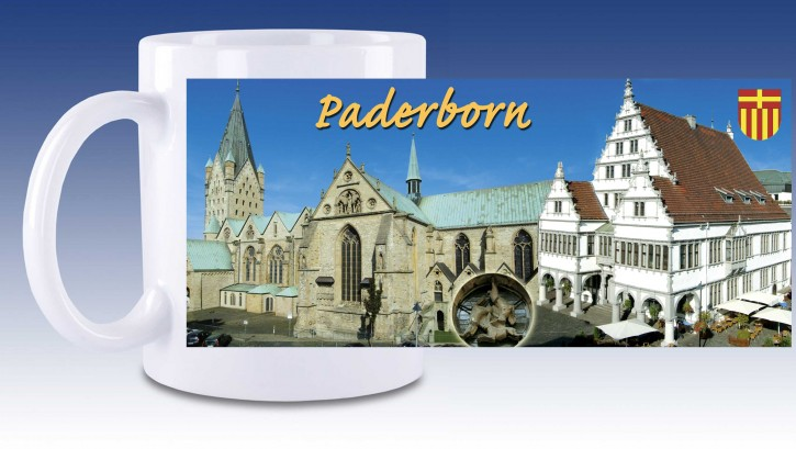 Keramik-Tasse Paderborn 02